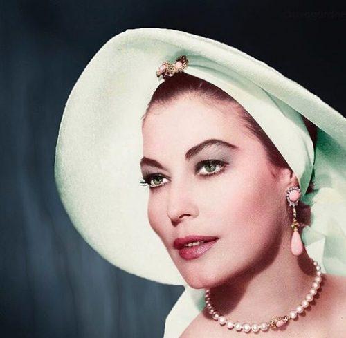 آوا گاردنر زیباترین بازیگر تاریخ هالیوود که خود را بازیگر ندانست +تصاویر