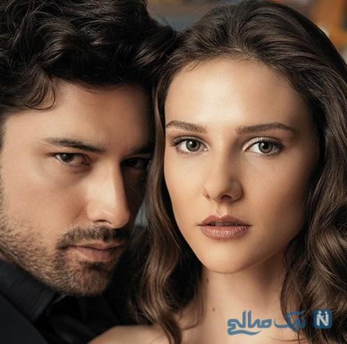 عکس بازیگران ترکیه ای به همراه همسرانشان