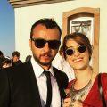 عکس های مراسم عروسی هازال کایا و علی آتای بازیگران محبوب ترکیه