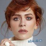 بیوگرافی هزال تورسان بازیگر مشهور ترک و همبازی افسانه پاکرو در فیلم ایرانی +تصاویر