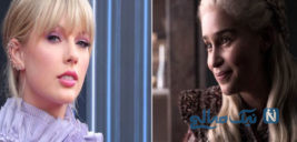 ماجرای عشق و انتقام تیلور سوئیفت خواننده آمریکایی با الهام از بازی تاج و تخت +تصاویر