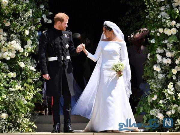 لباس عروس های سلطنتی