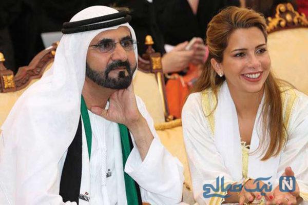 همسر حاکم دبی