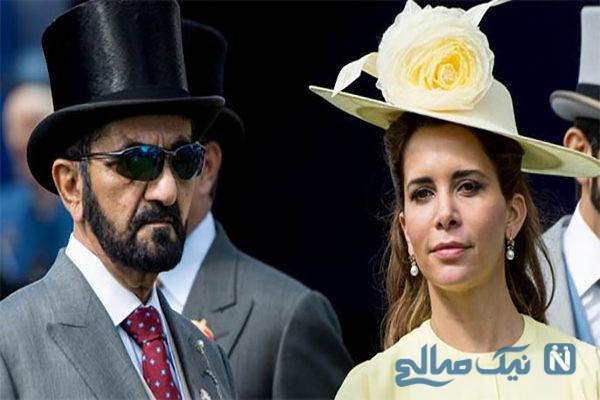 همه چیز درباره هیا بنت حسین همسر حاکم دبی که به لندن متواری شد +تصاویر