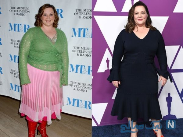 کاهش وزن سلبریتی ها