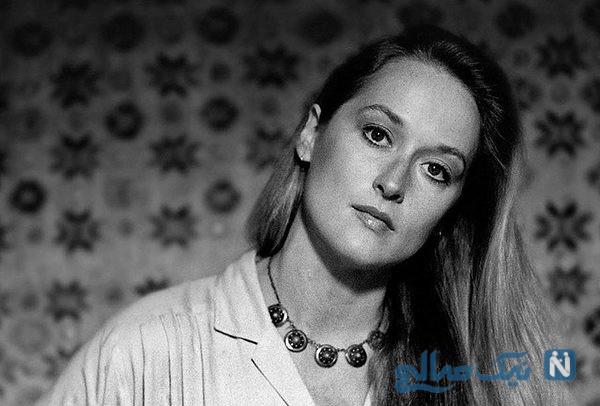 ملکه مریل استریپ بازیگر آمریکایی از آزار جنسی تا عاشق رابرت ردفورد شدن +تصاویر
