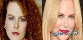 سلبریتی های مو قرمز هالیوود از نیکول کیدمن تا لیندزی لوهان +تصاویر