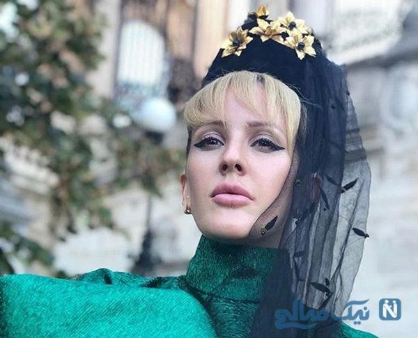 ازدواج الی گولدینگ خواننده معروف با حضور مهمانان سلطنتی +تصاویر