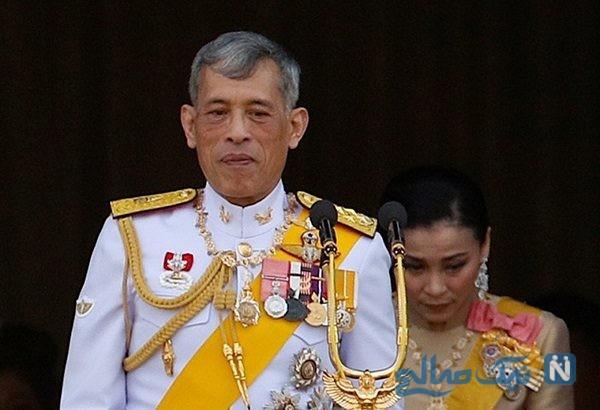 زندگی عجیب پادشاه تایلند از ازدواج با بادیگارد شخصی تا عشق دوچرخه سواری +تصاویر
