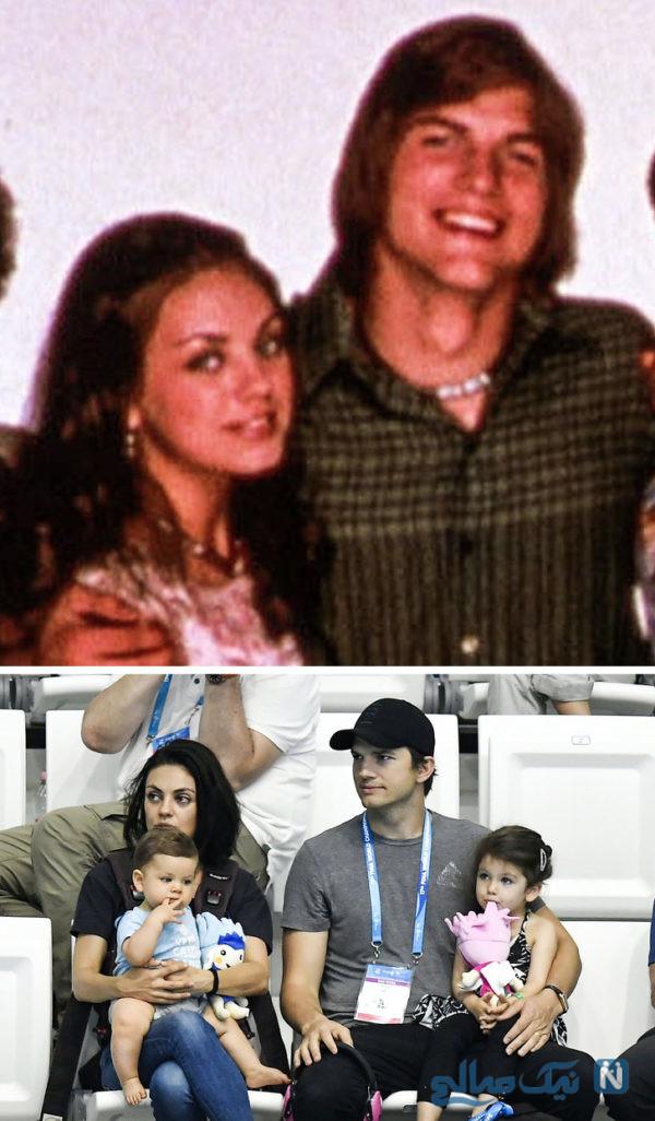 زوج های معروف هالیوودی