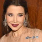 نانسی عجرم و دخترش لیا در یک مراسم بحث برانگیز +تصاویر