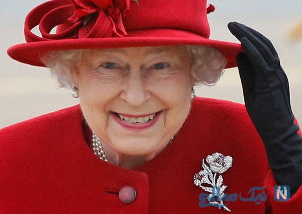 کارهای عادی که ملکه بریتانیا هرگز در طول عمرش انجام نداده +تصاویر