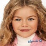 آلینا یاکوپووا مدل ۶ ساله روسی و زیباترین دختر جهان با ۲۲۰۰۰ فالوور اینستاگرامی +تصاویر