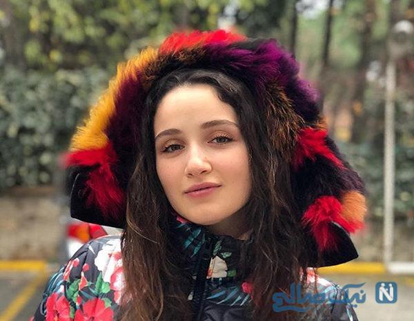 عکس های گوکچه آکیلدیز بازیگر مشهور ترک در افتتاحیه کافه اش