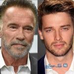 پسران جذاب و مشهور مردان هالیوود از ویل اسمیت تا نیکلاس کیج