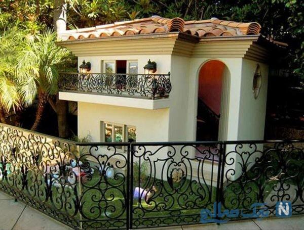 خانه های سلبریتی ها
