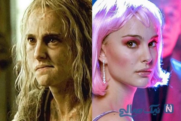 زنان زیبای هالیوود که ترسی از زشت شدن ندارند از کیت وینسلت تا نیکول کیدمن