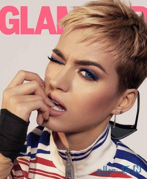 اعتراف کیتی پری خواننده مشهور آمریکایی درباره مشکل افسردگی