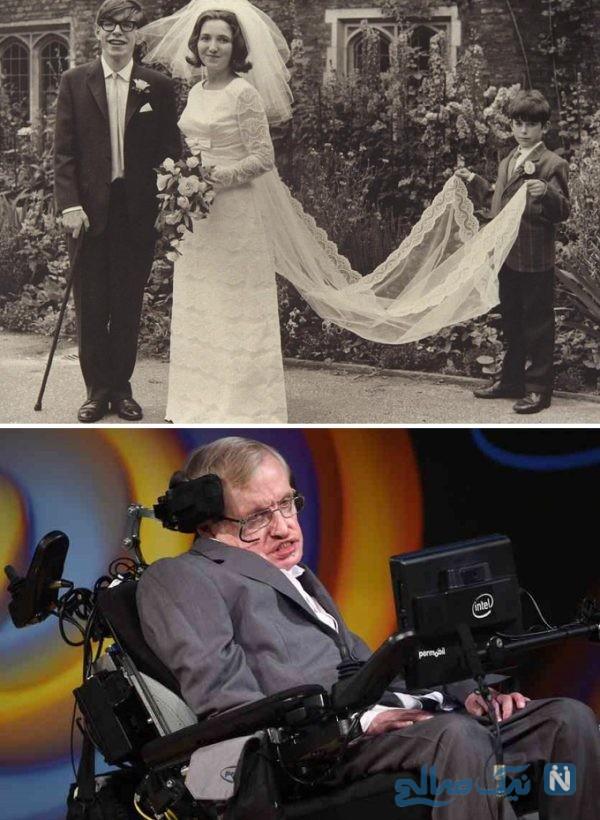 معلولیت چهره های مشهور