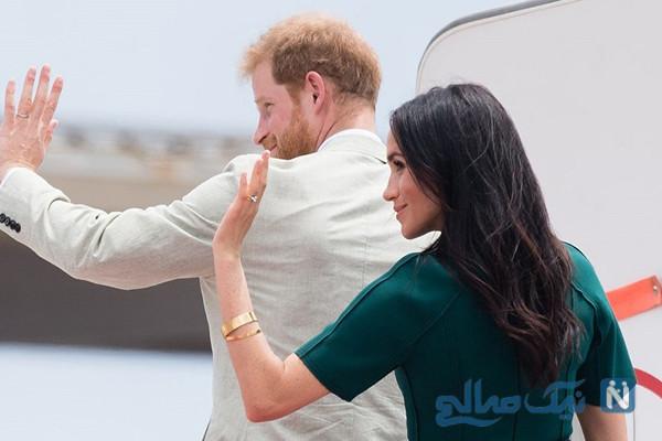 تبعات جدایی مگان مارکل و پرنس هری از خاندان سلطنتی