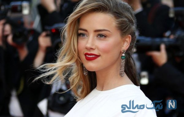 امبر هرد زیباترین زن