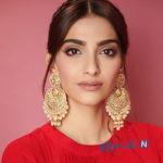 جواهرات سونام کاپور بازیگر و مدل هندی در هفته مد پاریس