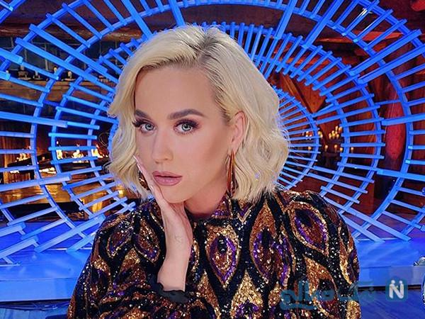 بارداری کیتی پری و خوشحالی وی در موزیک ویدئو جدیدش