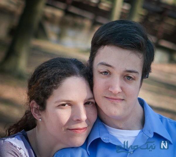 برایان ریچاردز و همسرش