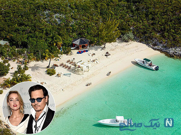 جزیره شخصی آقای ستاره