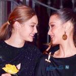 خواهران بلا و جی جی حدید دو مدل معروف دنیا را ببینید