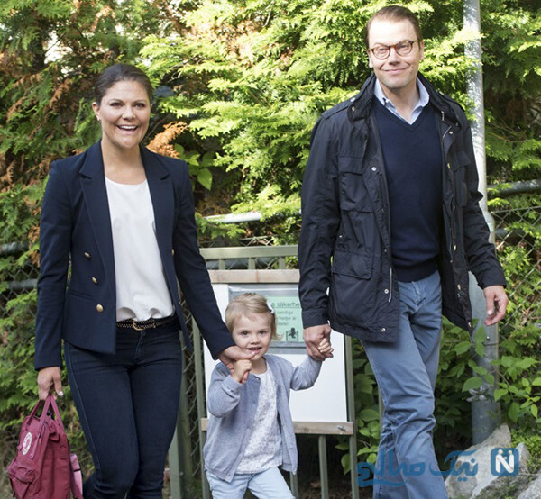 دختر پادشاه سوئد