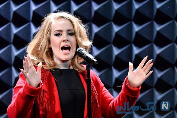 ادل خواننده زن انگلیسی