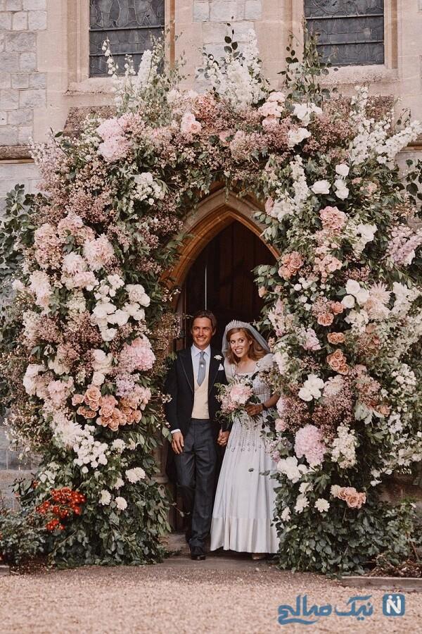 ازدواج پرنسس بئاتریس