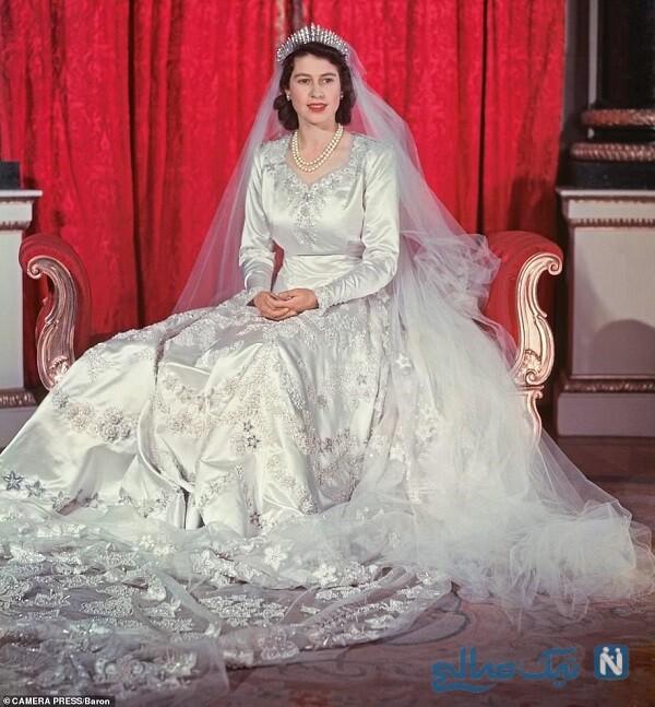 عروسی ملکه