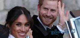 افشاگری جدید درباره جدایی هری و مگان مارکل از خاندان سلطنتی