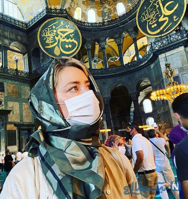 آمبر هرد در استانبول