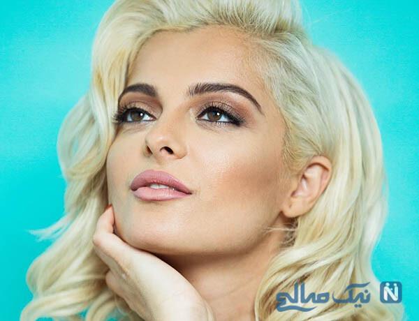 بی بی رکسا و کیان صفیاری نامزد ایرانی خواننده آمریکایی