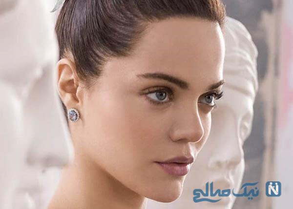 بیوگرافی هلال آلتنبلیک بازیگر و مدل زیبای ترکیه ای