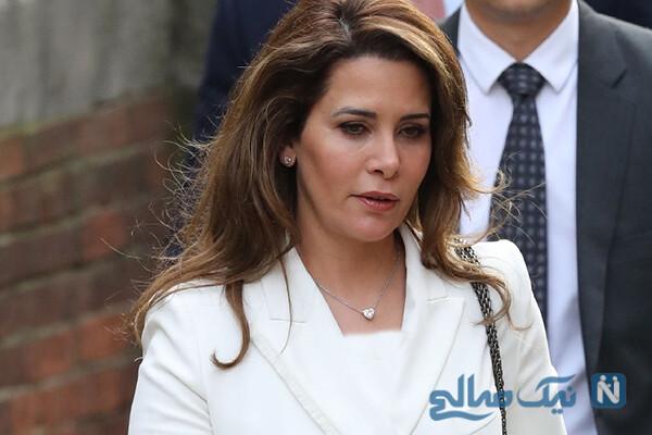 پرنسس هیا همسر حاکم دبی و جزییات رابطه عاشقانه او با بادیگارد انگلیسی