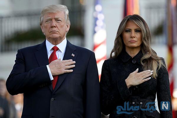 جدایی ملانیا ترامپ