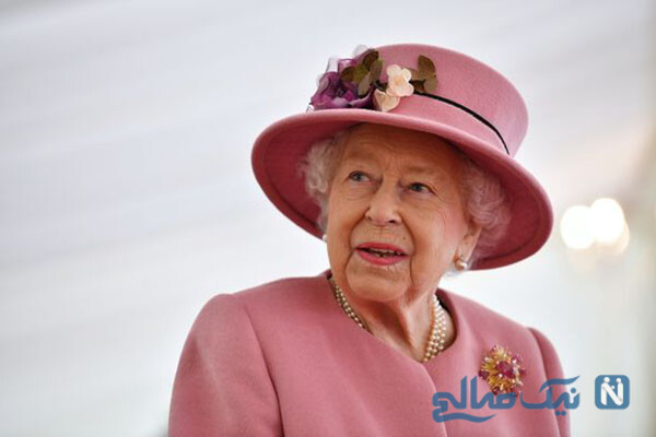 کناره گیری ملکه بریتانیا