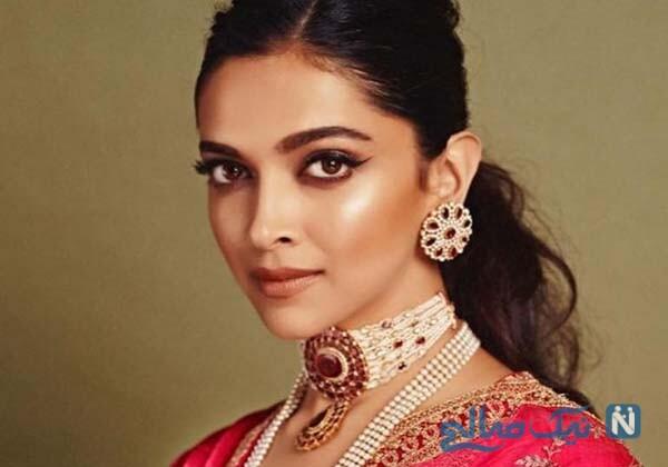 عکس های دیپیکا پادوکن بازیگر و مدل زیبای هندی با همسرش