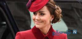 لباس کیت میدلتون عروس خاندان سلطنتی و رازهای پوشش خاص او