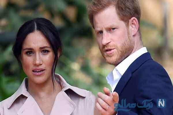 مگان مارکل و شاهزاده هری با افت بی سابقه محبوبیت در انگلیس