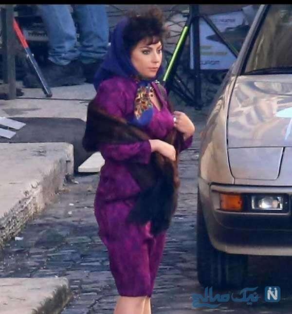 لباس های لیدی گاگا