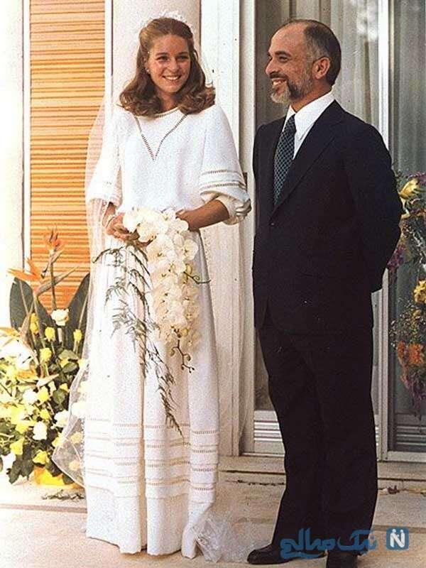 پادشاه سابق اردن