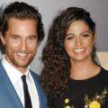 ازدواج متیو مک کانهی با دختر برزیلی دلیل علاقه مندی او به فوتبال