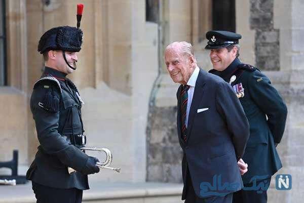 درگذشت شاهزاده فیلیپ