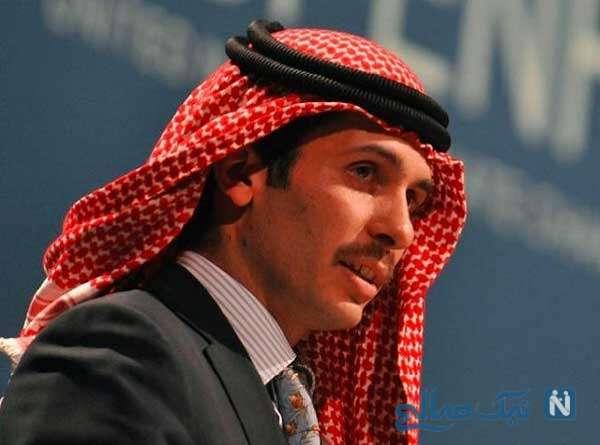 زندگی شاهزاده حمزه پسر محبوب و مورد علاقه پادشاه سابق اردن