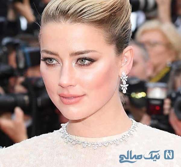 امبر هرد در آکوامن پردرآمدترین بازیگر زن جهان می شود؟